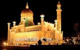 Ropné království Brunej je jedním z nejbohatších států na světě