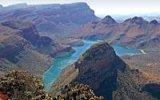 Taháky Jižní Afriky: Vystoupejte k Božímu oknu a pak projděte největší zelený kaňon