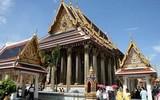V Thajsku každoročně láká turisty k navštívení více než 40 000 chrámů