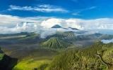 V tajemném kraji démonů a obrů sahá do nebes dýmající sopka Bromo