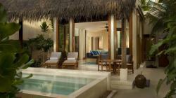 King Deluxe Beach Villa - 1