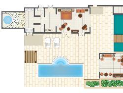 garden villa plan