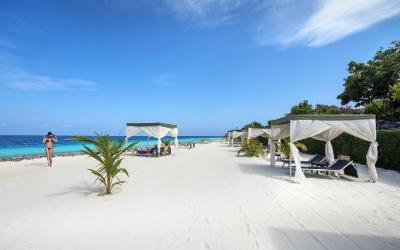 Privátní pláž | Diamonds Star of the East