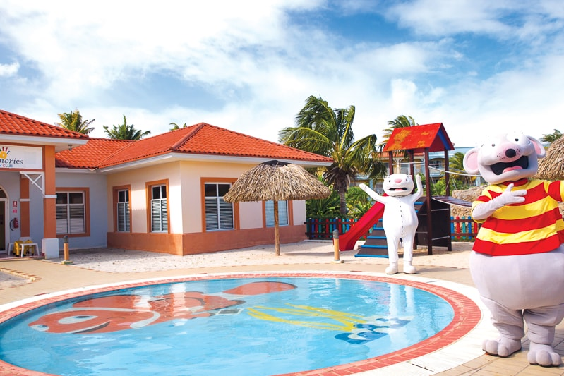 kids club I - Memories Varadero Beach resort ****, Varadero