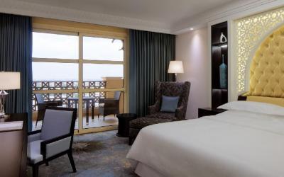 Sheraton Sharjah - Deluxe Room with balcony