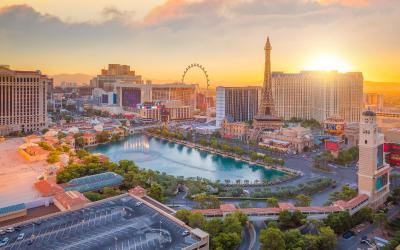 Třpitivé, oslnivé... | Las Vegas