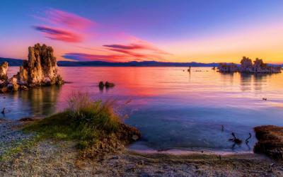 Vápencové věže | Mono Lake
