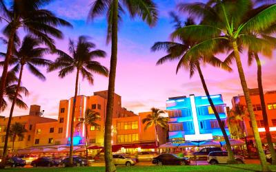 USA | Miami - Art Deco District