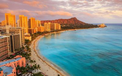 USA | Oahu - Waikiki Beach