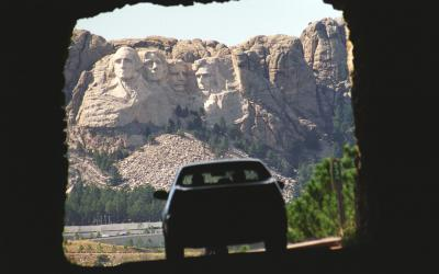 Cestou po Needles Highway k Mt. Rushmore | Black Hills