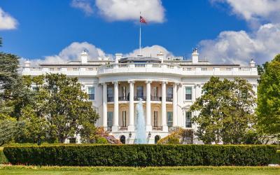 USA | Washington D.C. - Bílý dům