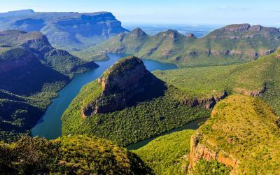 Třetí největší kaňon světa | Blyde River Canyon