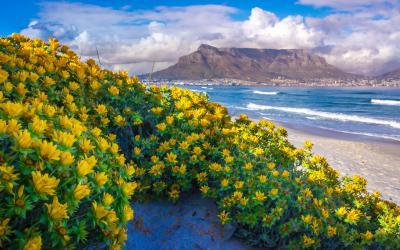 Stolová hora v plné kráse | Cape Town