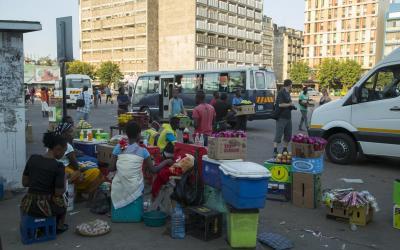 Na prohlídce metropole Maputo | Mozambik