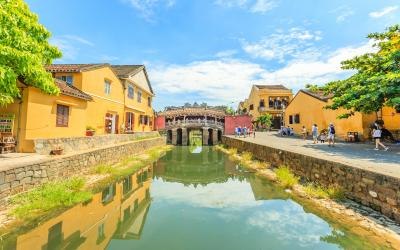 Vietnam | Bridge Hoi An