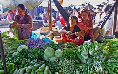 Myanmar | Market