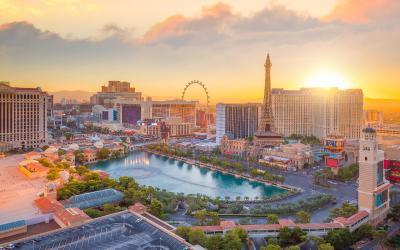 Svůdné a třpytivé | Las Vegas