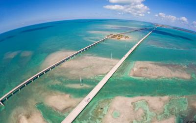 Po 50 mostech do Key West | Overseas Highway