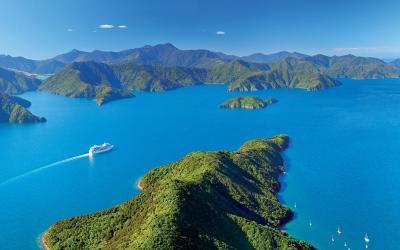 Nový Zéland, Milford Sound