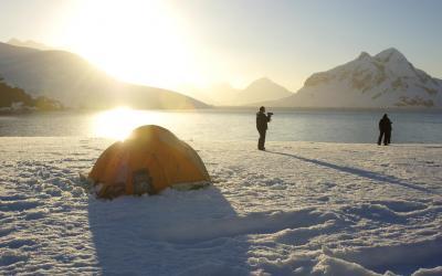 Fakultativní výlet - nocleh na antarkticé pevnině