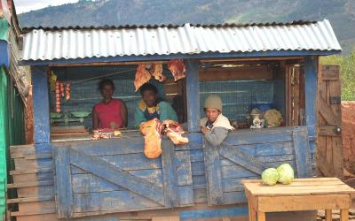 Ambalavao  prodejna masa | Madagaskar - Ambalavao 3
