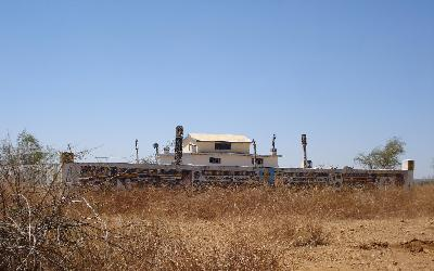 Fianarantsoa hrobka kmene Batsileo | Madagaskar - Fianarantsoa 7