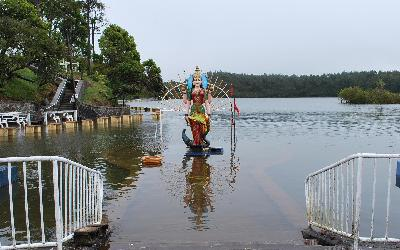 Poutní hinduistické komunity | Mauritius Grand Basin