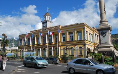 Budova radnice | Réunion Saint Denis