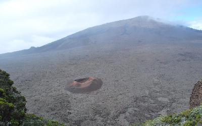 Kráter sopky | Réunion Piton de la Fournaise 2