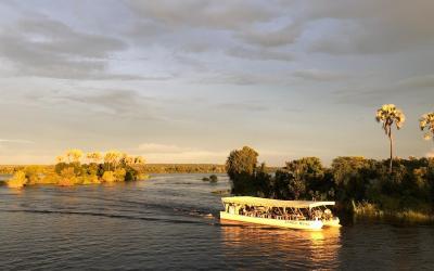 Plavba po řece Zambezi | Victoria Falls