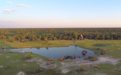 The Hide | Hwange NP