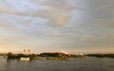 Zimbabwe | Plavba po Zambezi river