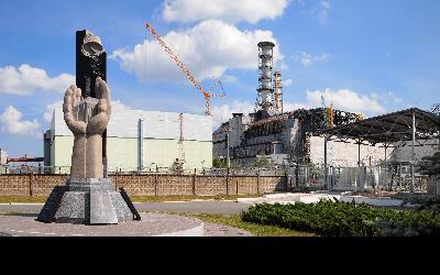 Černobyl - reaktor 5