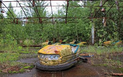 Černobyl - zábavní park