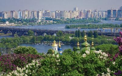 Kyjev - Dněpr