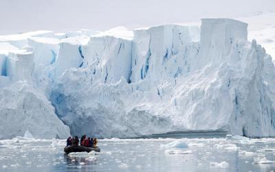 V říši ledu