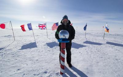 Jižní pól