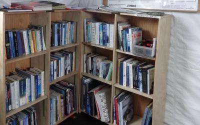 Knihovna na základně