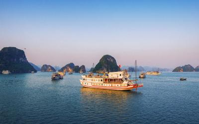 Vietnam | Ha Long Bay