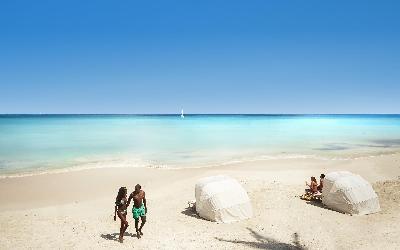 Beach Cabanas | Sandals Grande Antigua