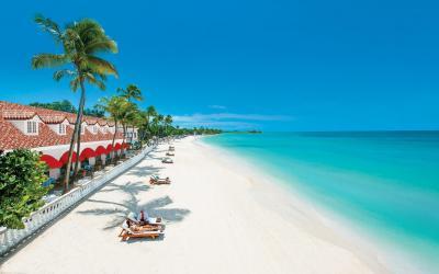 Pláž | _Sandals Grande Antigua