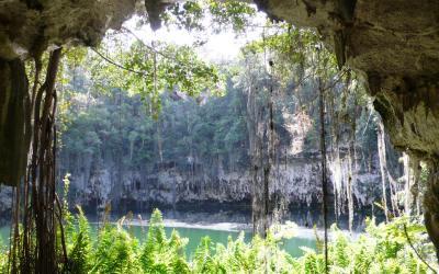 jeskyně Tres Ochos | Dominikánská republika
