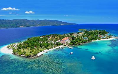 Cayo Levantado | Dominikánská republika