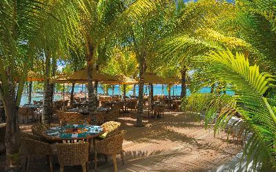 Restaurace | 741 Beachcomber Trou Aux Biches