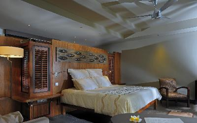 Pokoj Beach front suite s bazénem | 741 Beachcomber Trou Aux Biches