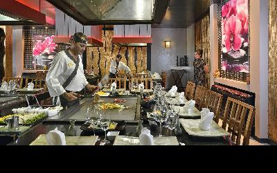 Restaurante Japonés Sakura