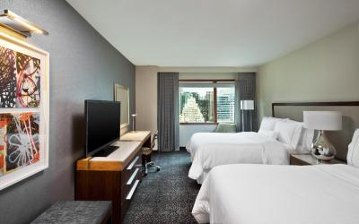 Deluxe Double Double | WESTIN TIMES SQUARE