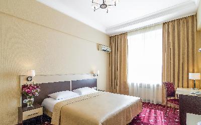 Standardní pokoj | Hotel Ukraine