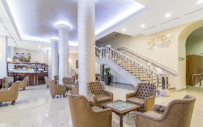 Loby | Hotel Ukraine