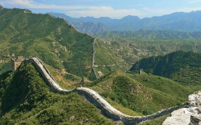 Velká Čínská zeď 6